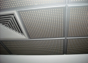 Painted Perforated acoustic Panel