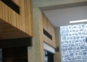 Murano Slat wall