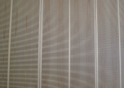 Murano Slotted Acoustic Timber Wall