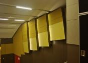 Acoustic Panels in Auditorium -Sontext