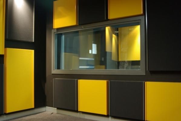 Serenity Fabric Panel in Studio