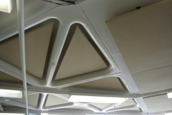 Bespoke Fabric Acoustic Panel