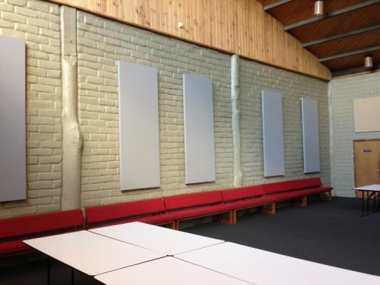 Church Hall Acoustics