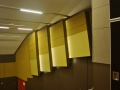 Acoustic Panels in Auditorium -Sontext