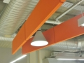 Suspended Acoustic Baffle Sontext