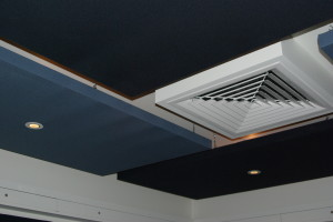 Fabric Ceiling Panel
