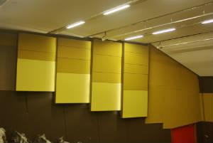 Fabric Acoustic Panels